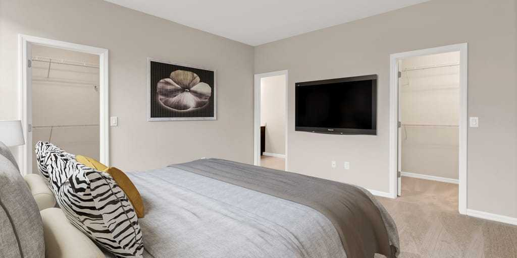 Bedroom featured in the Fremont By Mattamy Homes in Orlando, FL