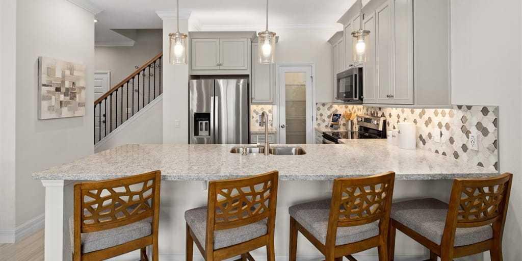 Kitchen featured in the Anabel III By Mattamy Homes in Orlando, FL