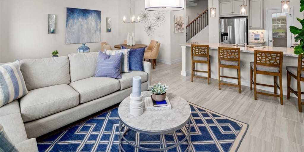 Living Area featured in the Anabel III By Mattamy Homes in Orlando, FL