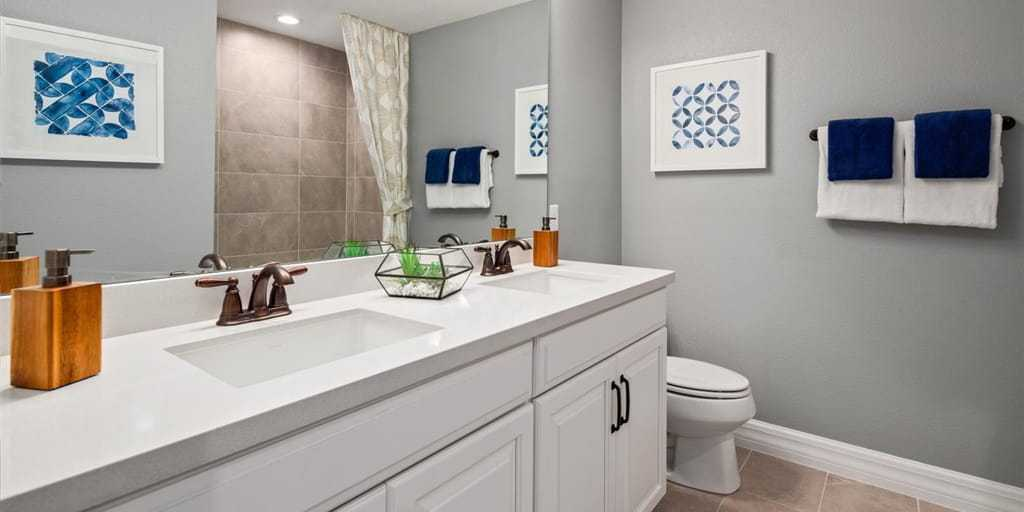 Bathroom featured in the Selena III By Mattamy Homes in Orlando, FL
