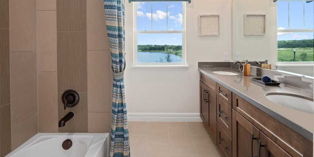 Bathroom featured in the Griffin By Mattamy Homes in Orlando, FL