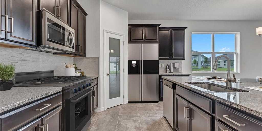Kitchen featured in the Emma By Mattamy Homes in Orlando, FL