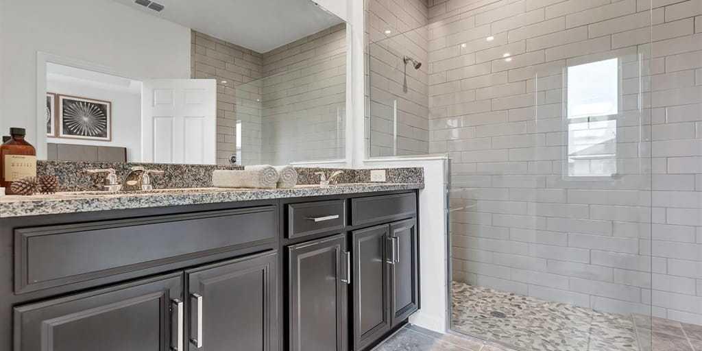 Bathroom featured in the Emma By Mattamy Homes in Orlando, FL