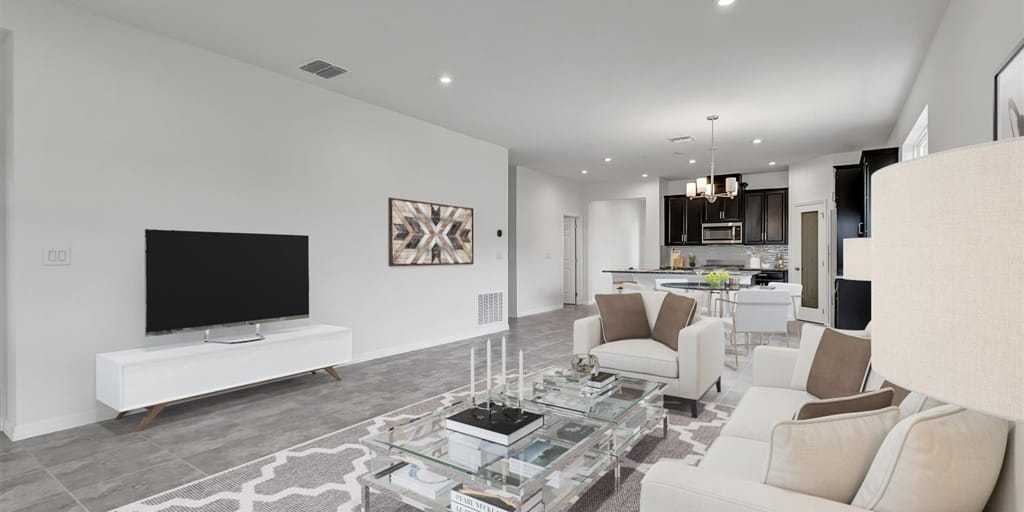 Living Area featured in the Emma By Mattamy Homes in Orlando, FL