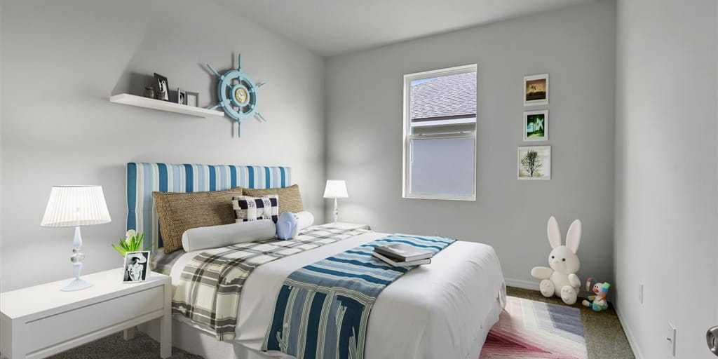 Bedroom featured in the Emma By Mattamy Homes in Orlando, FL