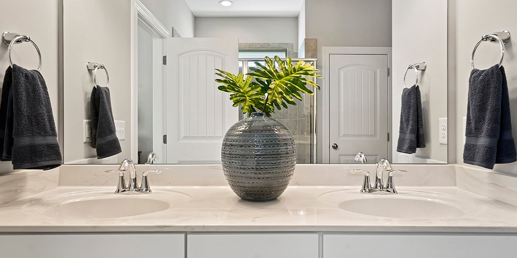 Bathroom featured in the Tucker By Mattamy Homes in Raleigh-Durham-Chapel Hill, NC