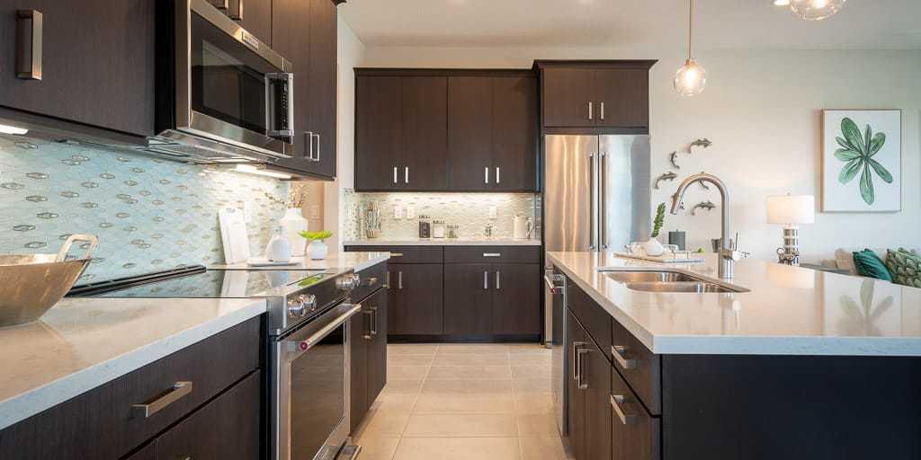Kitchen featured in the Dakota By Mattamy Homes in Palm Beach County, FL