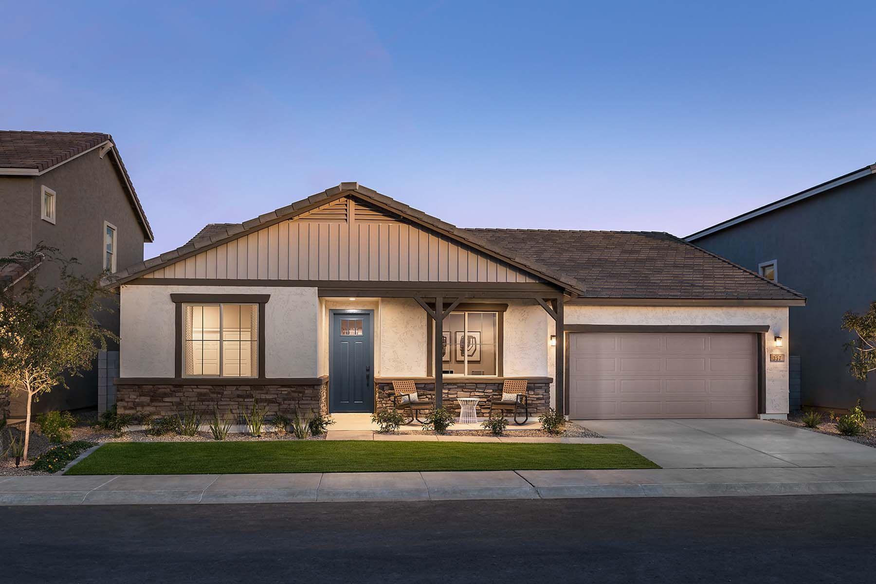 'Roosevelt Park' by Mattamy Homes - Phoenix in Phoenix-Mesa