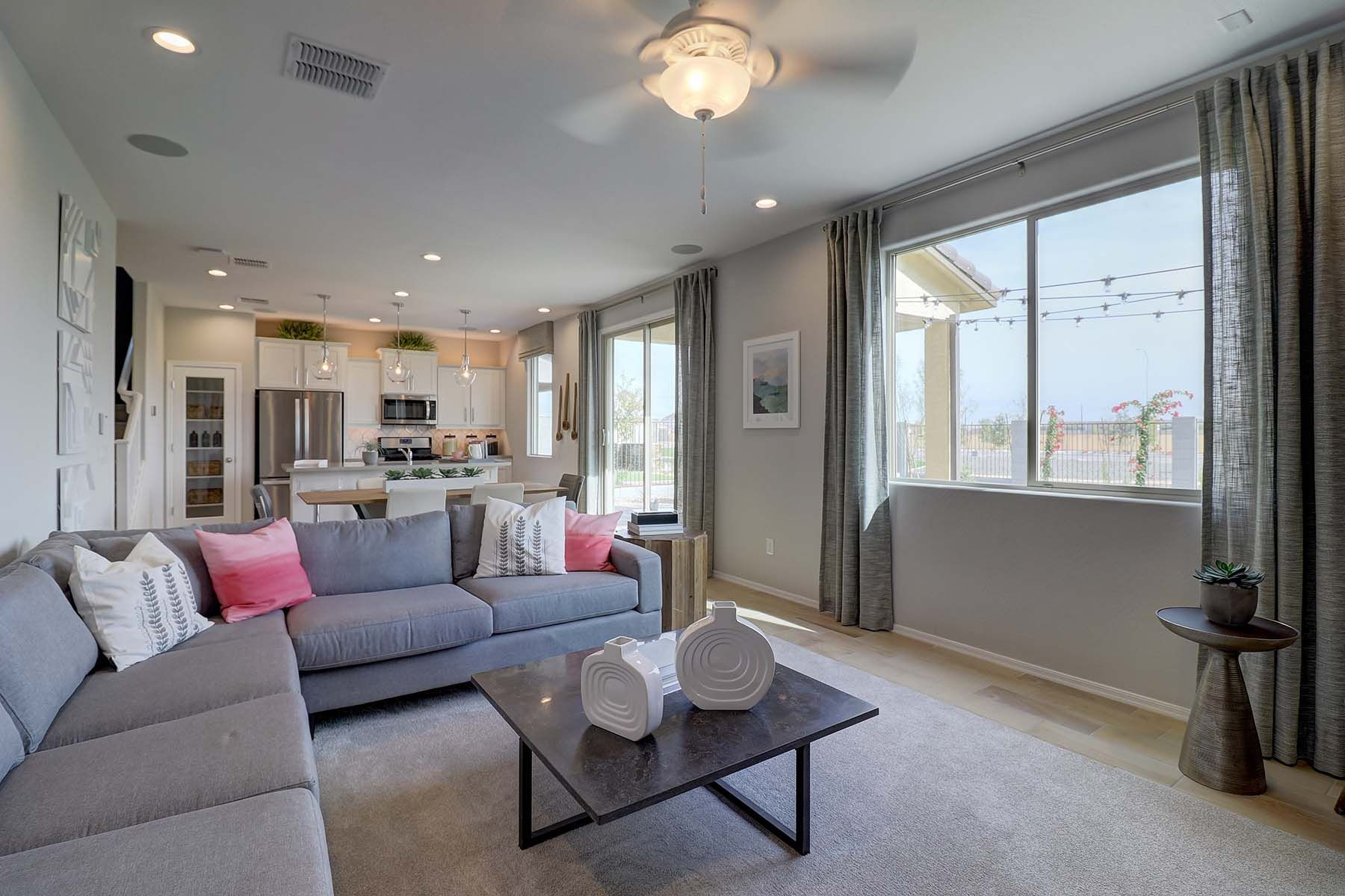 Living Area featured in the Crestway By Mattamy Homes in Phoenix-Mesa, AZ