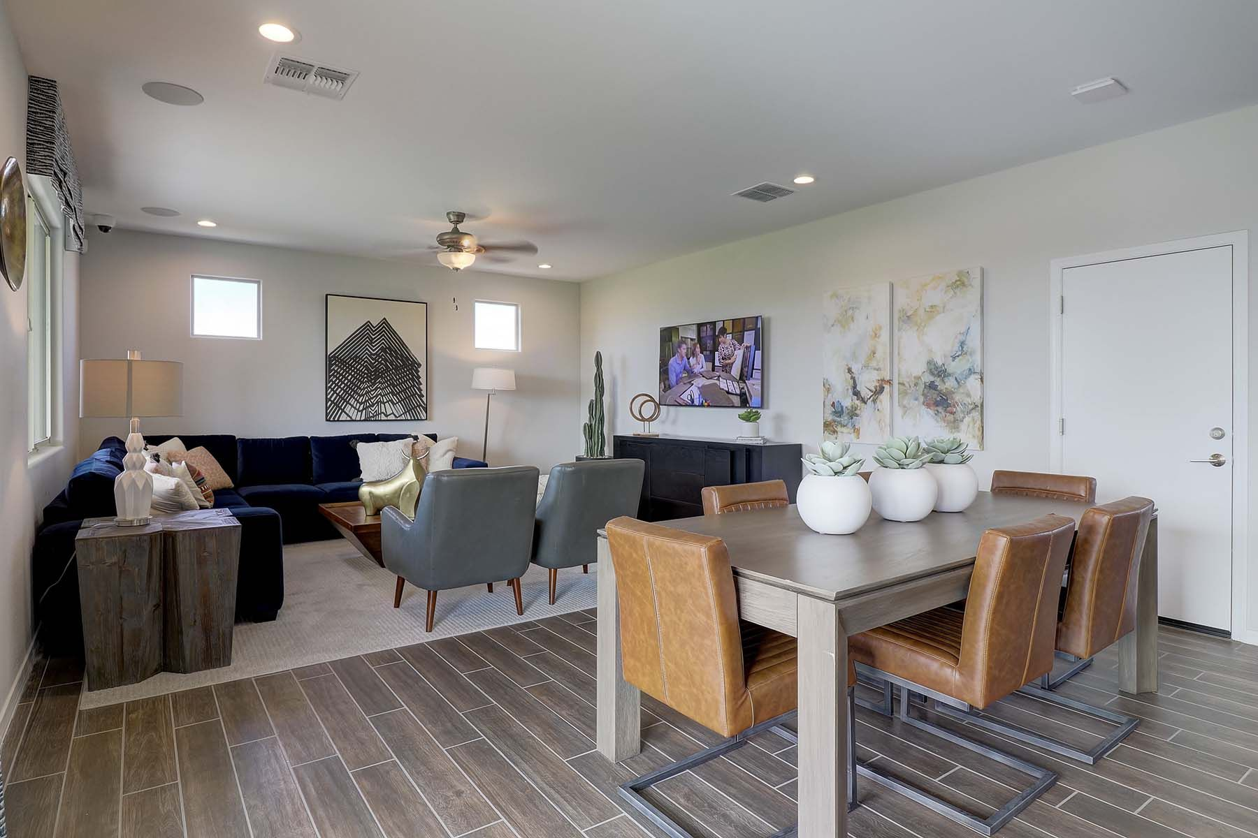 Living Area featured in the Watson By Mattamy Homes in Phoenix-Mesa, AZ