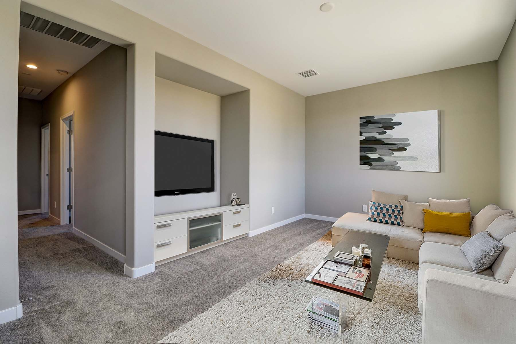 Living Area featured in the Meridian By Mattamy Homes in Phoenix-Mesa, AZ