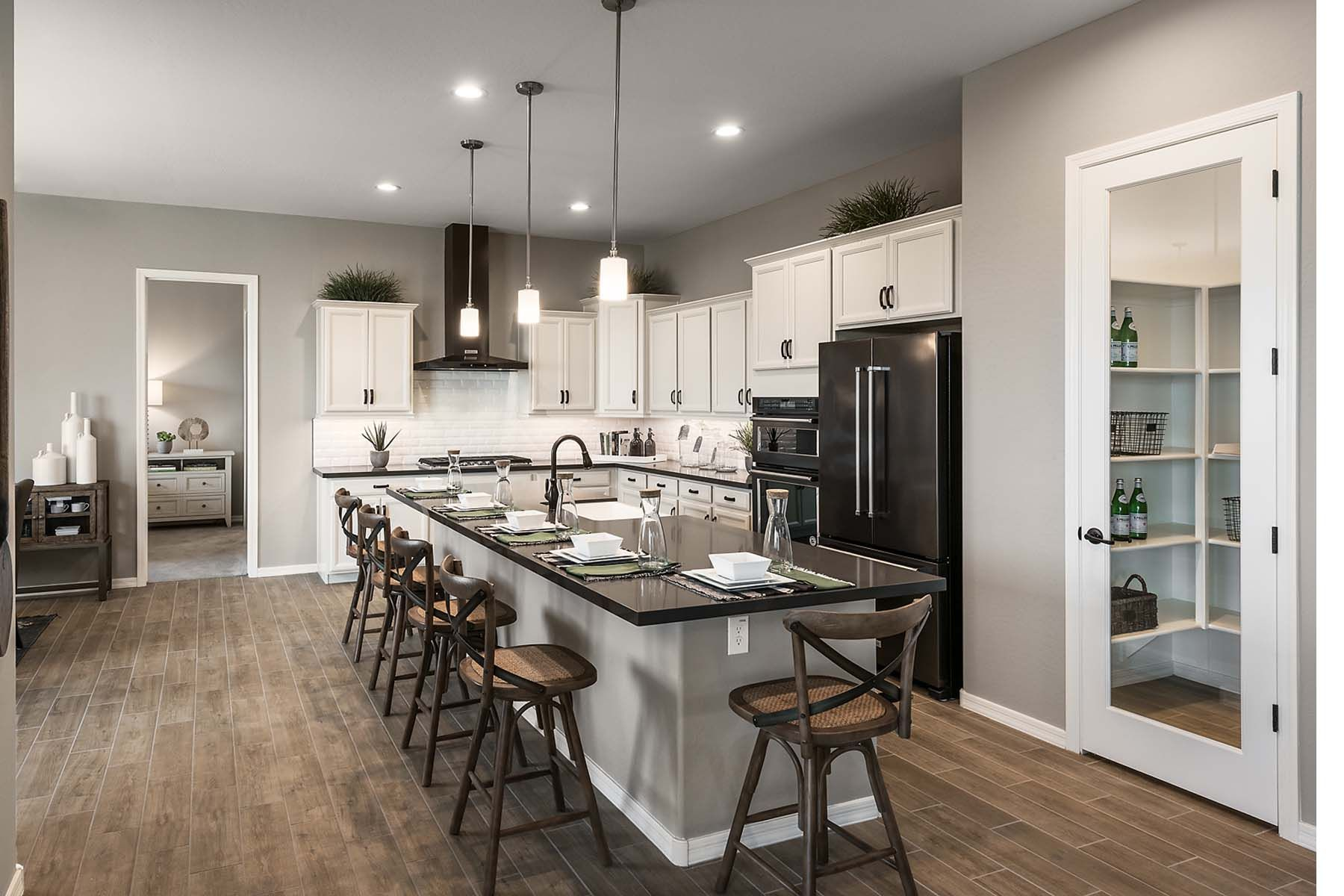 Kitchen featured in the Whitmore By Mattamy Homes in Phoenix-Mesa, AZ