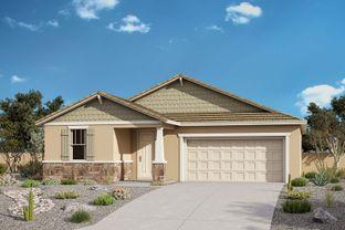 Bluebell - Brookside at Arroyo Seco: Buckeye, Arizona - Mattamy Homes