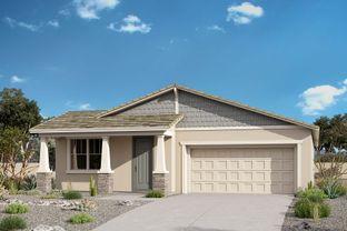 Everly - Brookside at Arroyo Seco: Buckeye, Arizona - Mattamy Homes