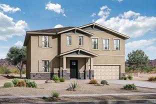 Leander - Azure Canyon: Litchfield Park, Arizona - Mattamy Homes