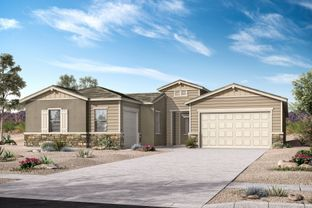 Castleton - Azure Canyon: Litchfield Park, Arizona - Mattamy Homes