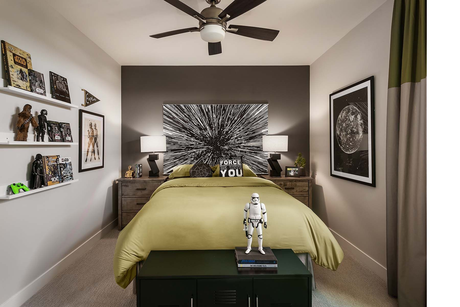 Bedroom featured in the Osborn By Mattamy Homes in Phoenix-Mesa, AZ
