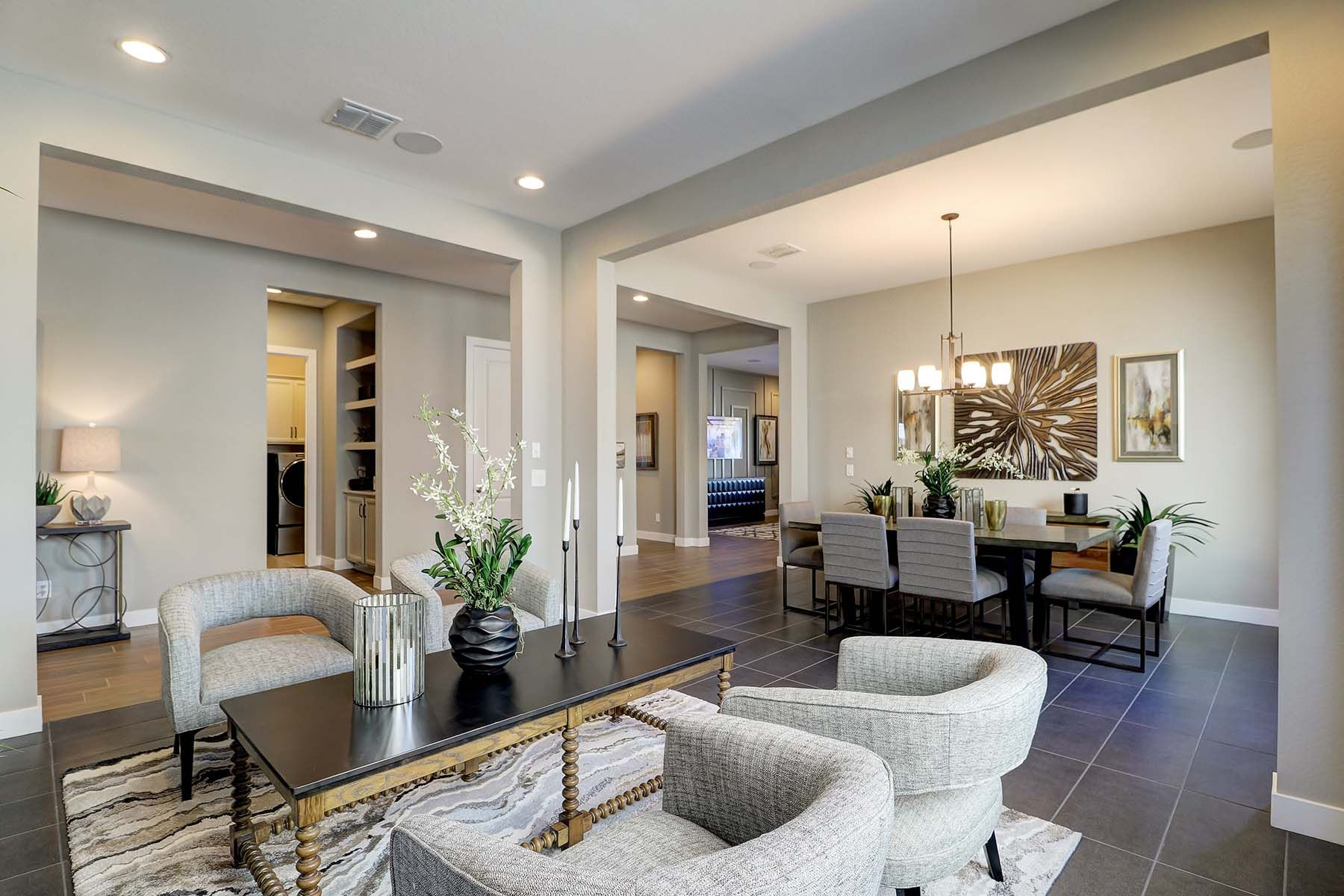Living Area featured in the Bellwood By Mattamy Homes in Phoenix-Mesa, AZ