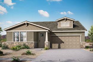 Lantana - Malone Estates - Arbors Collection: Queen Creek, Arizona - Mattamy Homes
