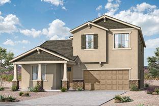 Zinnia - Malone Estates - Arbors Collection: Queen Creek, Arizona - Mattamy Homes