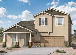 Zinnia - Malone Estates - Groves Collection: Queen Creek, Arizona - Mattamy Homes