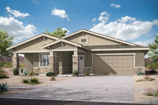 Calrosa - Malone Estates - Groves Collection: Queen Creek, Arizona - Mattamy Homes