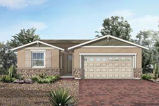 Peralta - Dove Mountain: Marana, Arizona - Mattamy Homes