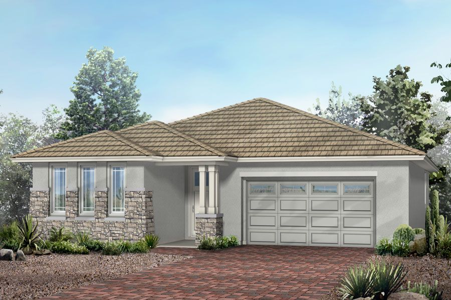 Exterior featured in the Sentinel By Mattamy Homes in Tucson, AZ