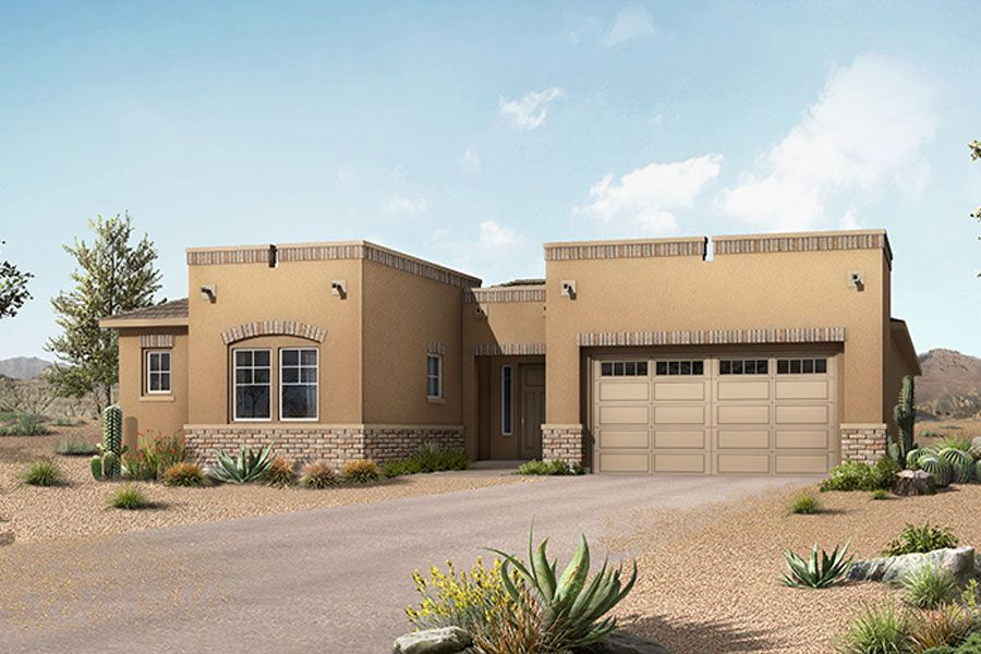 Exterior featured in the Patina By Mattamy Homes in Tucson, AZ