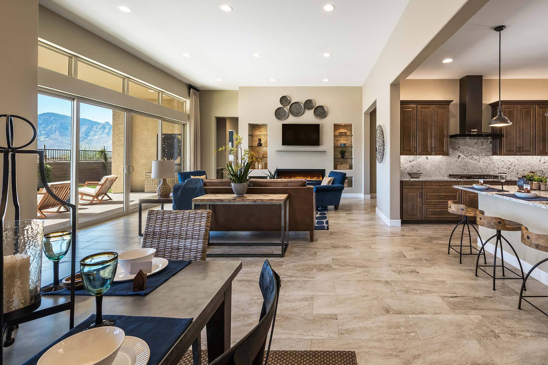 Living Area featured in the Terrain By Mattamy Homes in Tucson, AZ