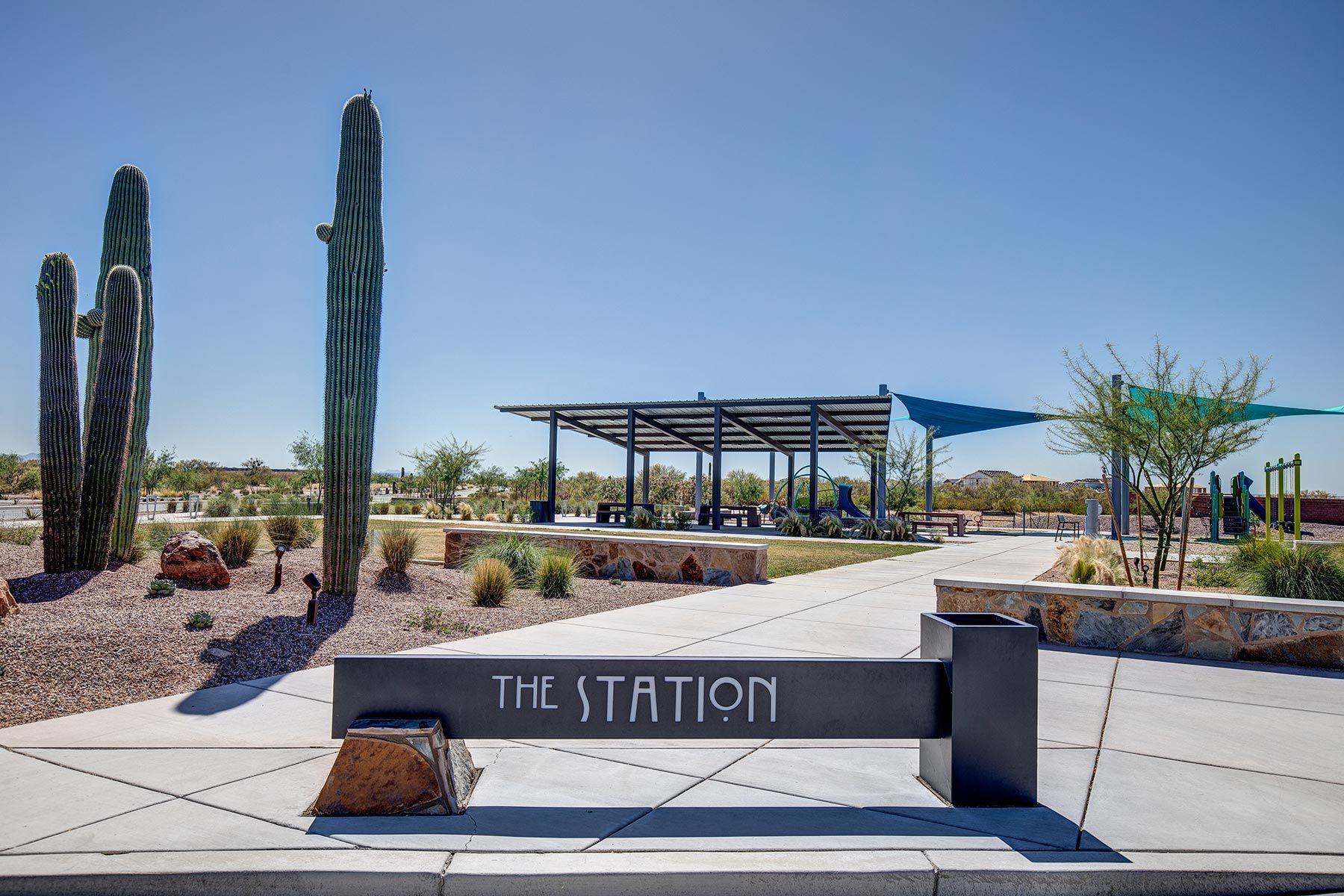 'Saguaro Trails' by Mattamy Homes - Tucson in Tucson