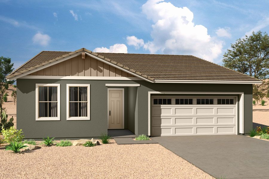 Exterior featured in the Acacia By Mattamy Homes in Tucson, AZ