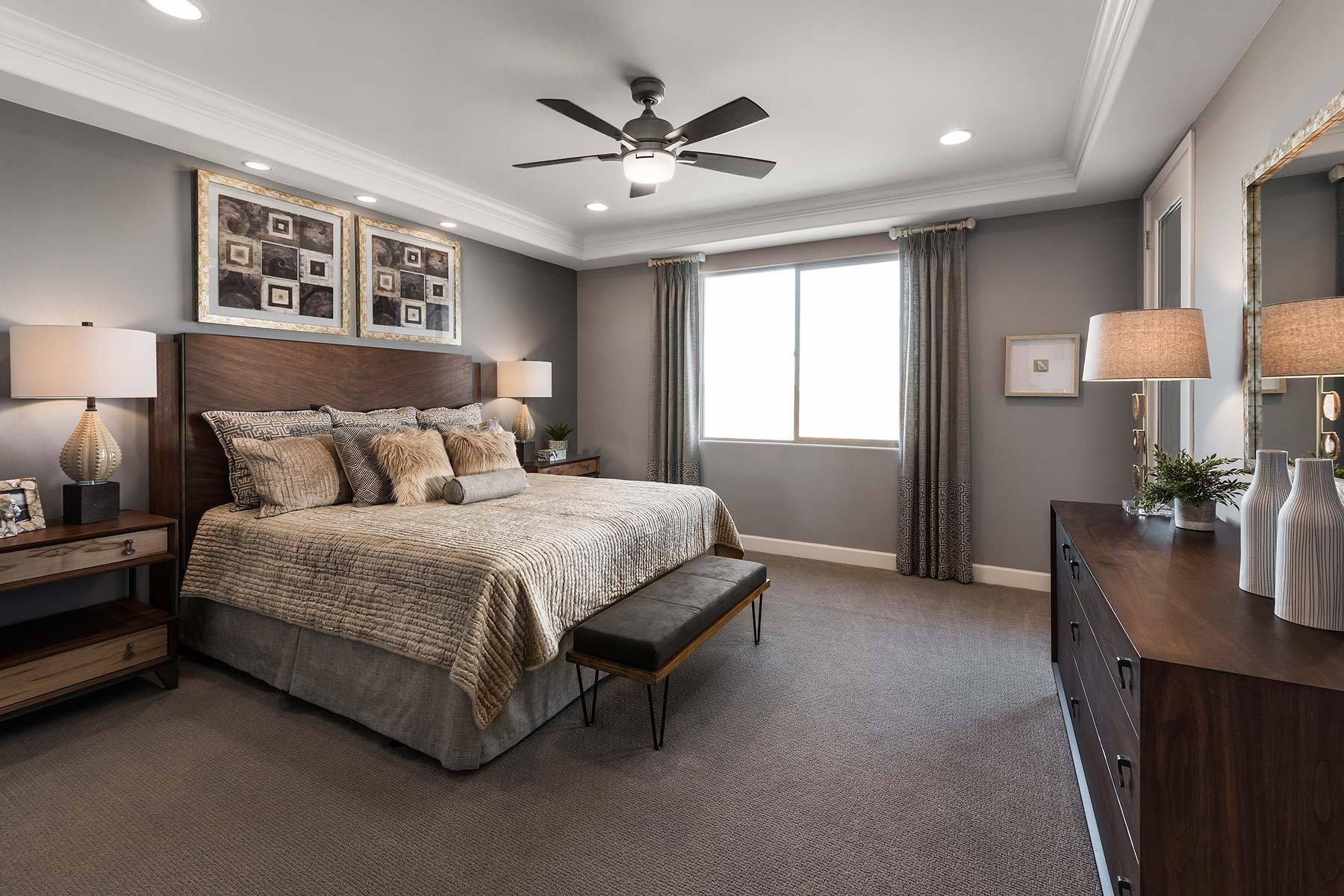 Bedroom featured in the Echo By Mattamy Homes in Tucson, AZ