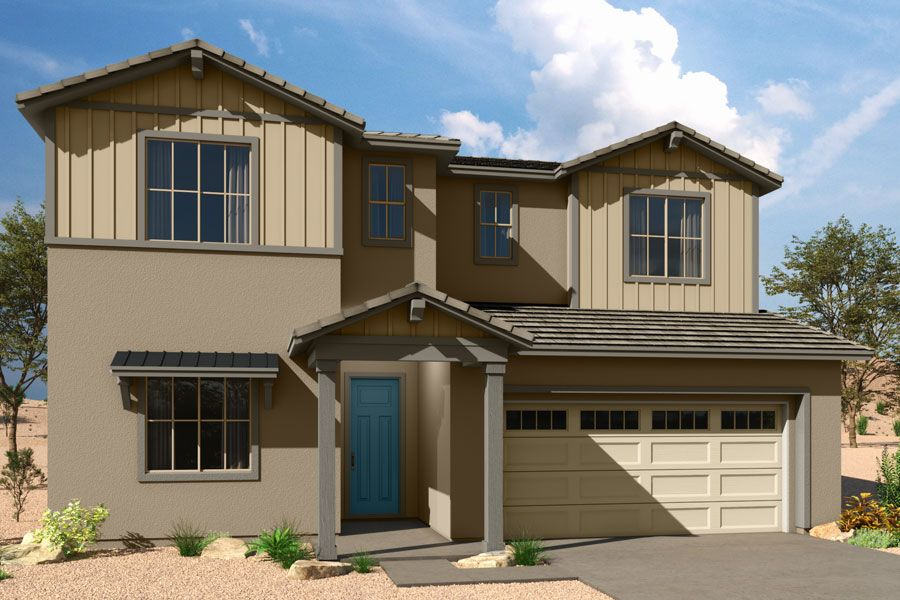 Exterior featured in the Mesquite By Mattamy Homes in Tucson, AZ