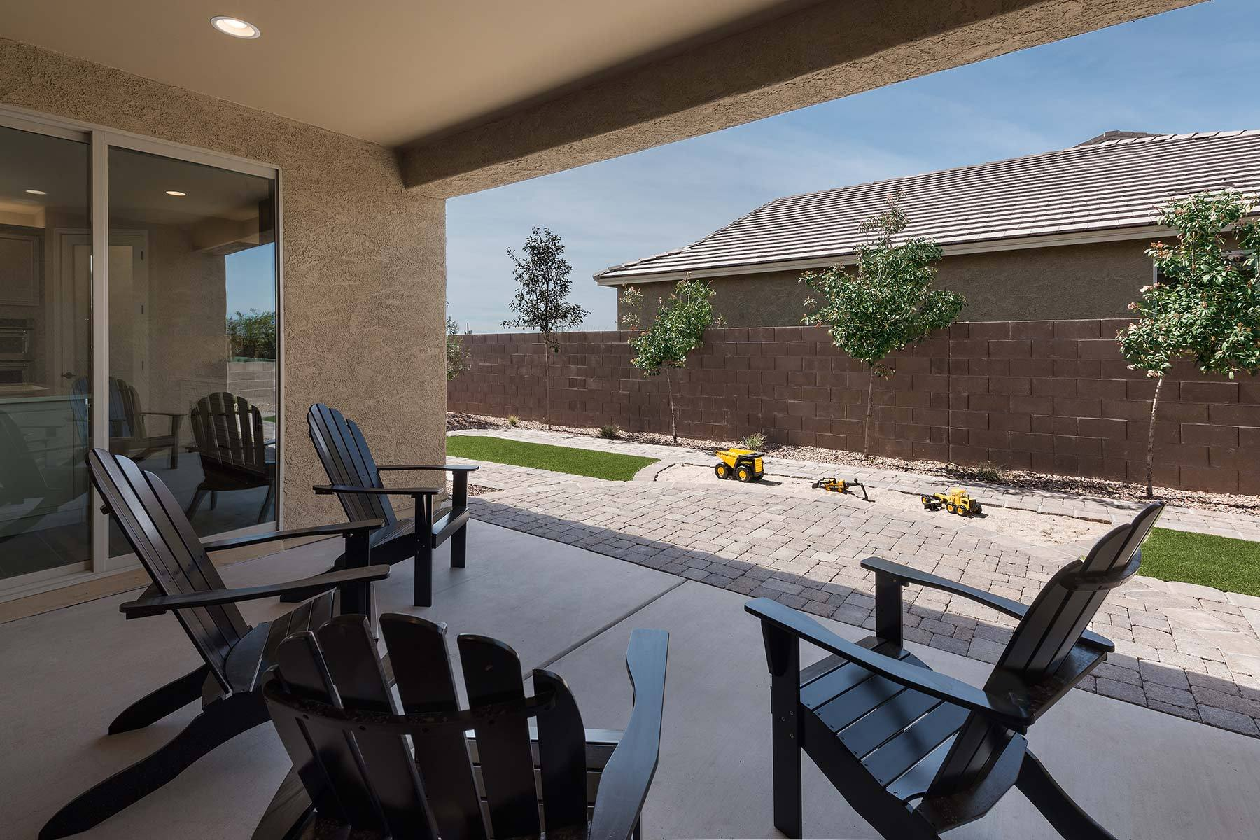 Exterior featured in the Ocotillo By Mattamy Homes in Tucson, AZ