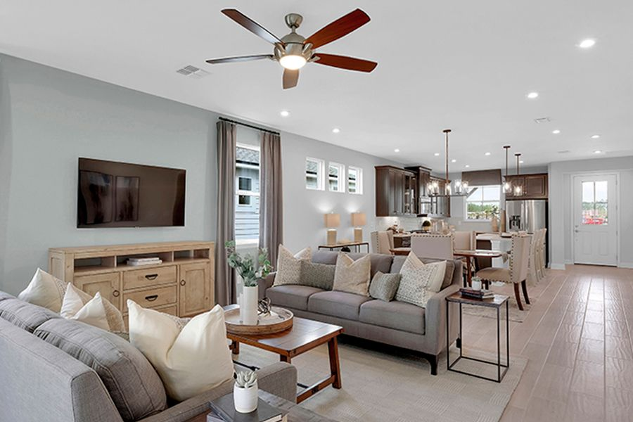 'Forest Park at Wildlight' by Mattamy Homes - Jacksonville in Jacksonville-St. Augustine