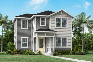 Lacey - Forest Park at Wildlight: Yulee, Florida - Mattamy Homes