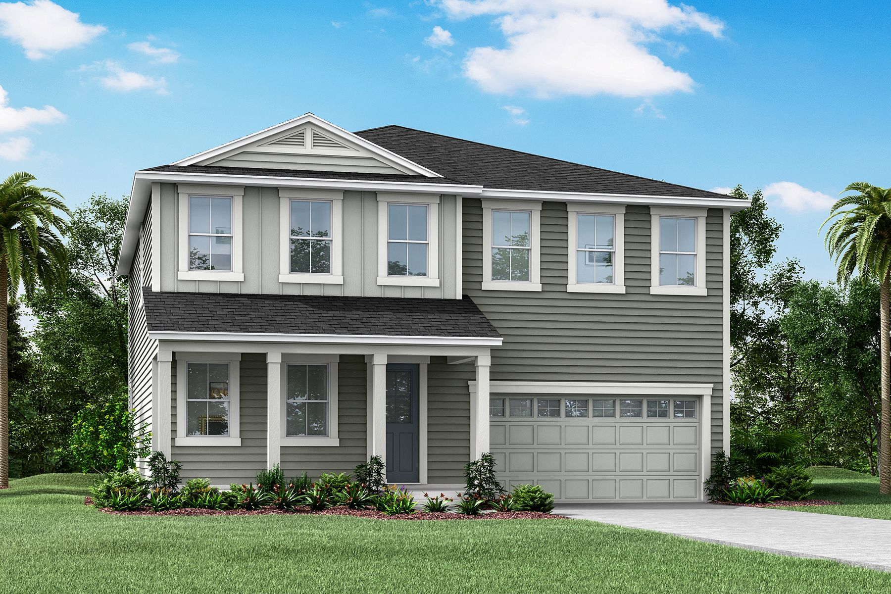 Exterior featured in the Poplar By Mattamy Homes in Jacksonville-St. Augustine, FL