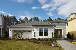 Beauclair - RiverTown - Arbors: Saint Johns, Florida - Mattamy Homes