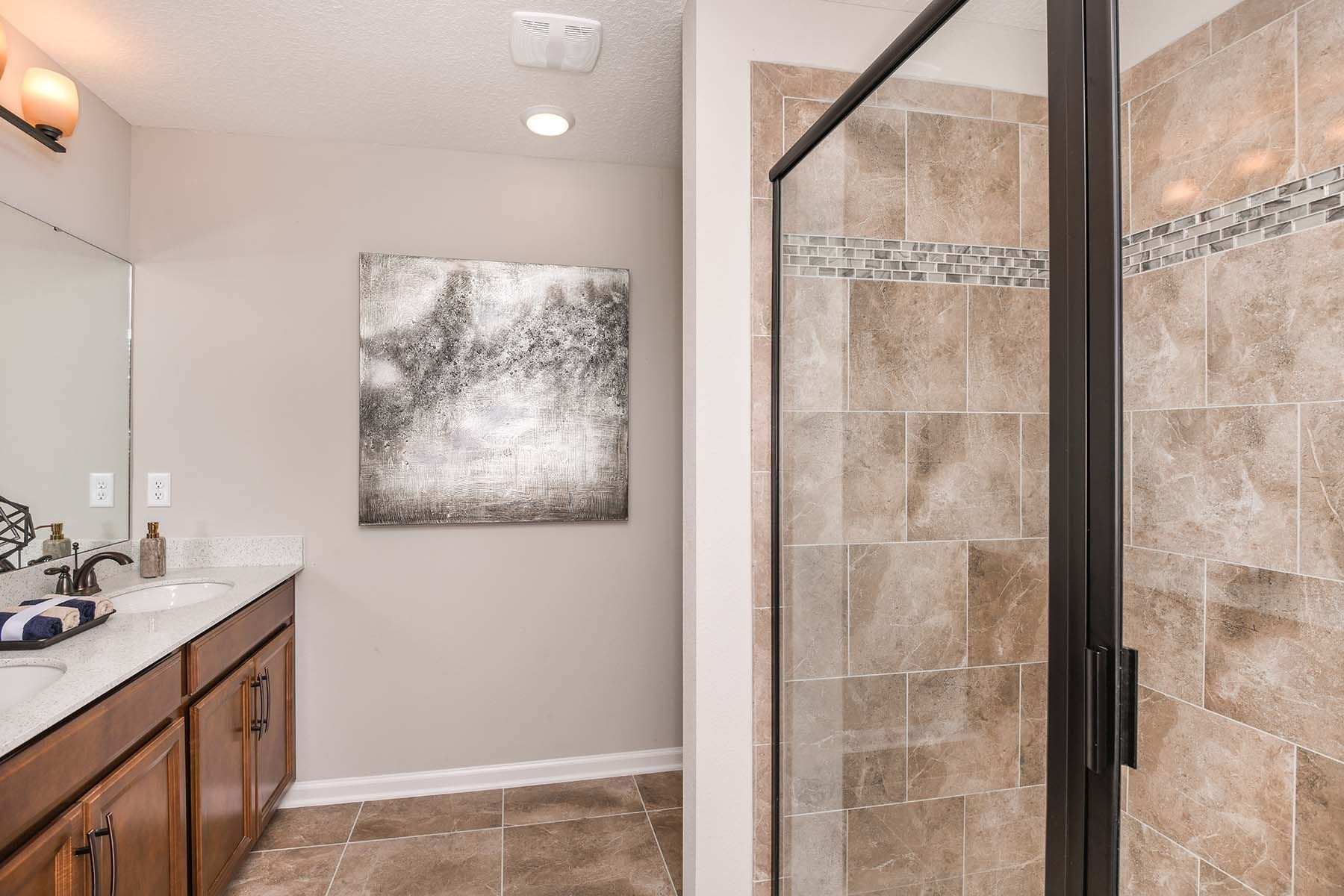 Bathroom featured in the Carrabelle By Mattamy Homes in Jacksonville-St. Augustine, FL