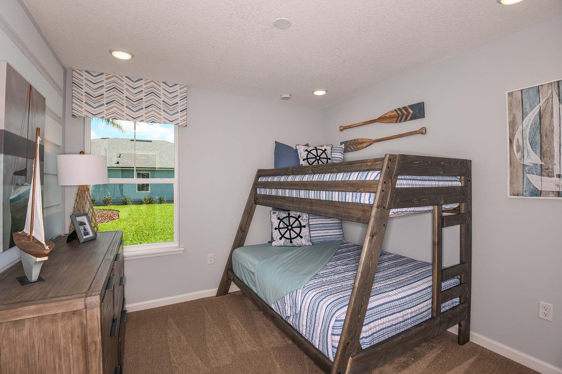 Bedroom featured in the Carrabelle By Mattamy Homes in Jacksonville-St. Augustine, FL
