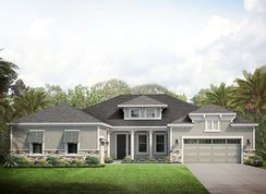 Aster - RiverTown - Estates: Saint Johns, Florida - Mattamy Homes