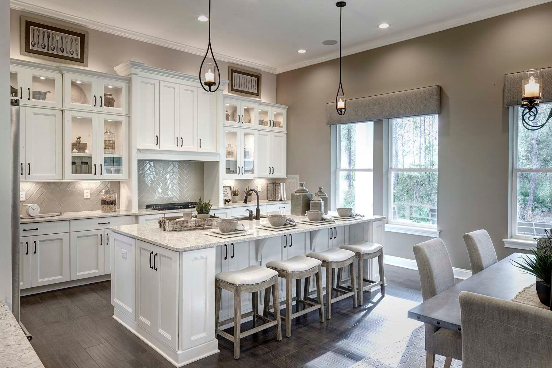 Kitchen featured in the Iris By Mattamy Homes in Jacksonville-St. Augustine, FL