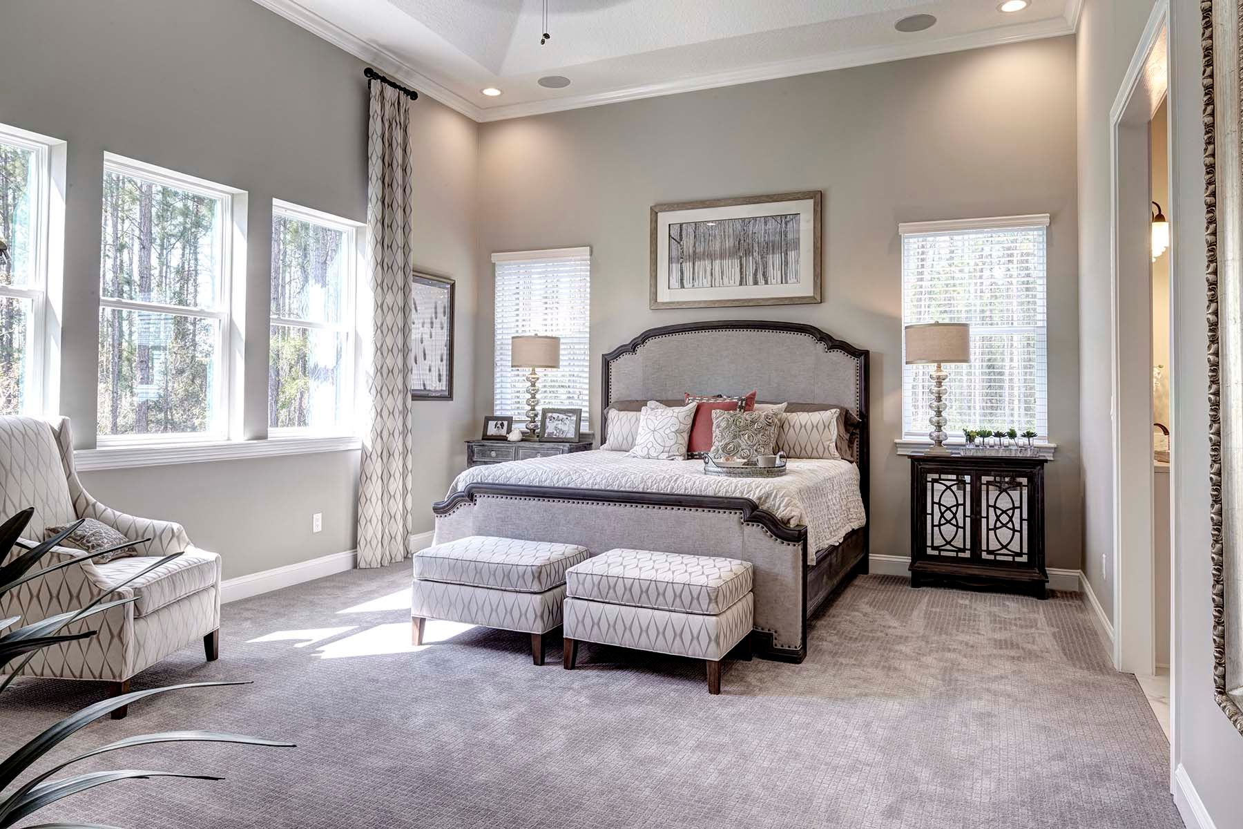 Bedroom featured in the Iris By Mattamy Homes in Jacksonville-St. Augustine, FL