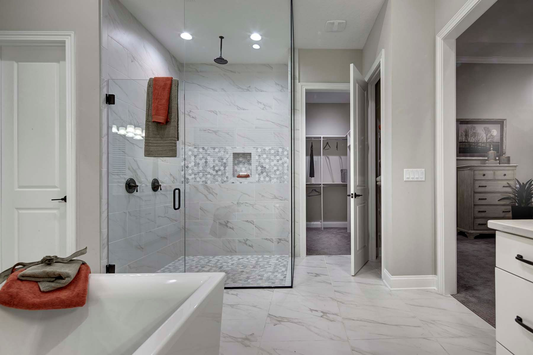 Bathroom featured in the Iris By Mattamy Homes in Jacksonville-St. Augustine, FL