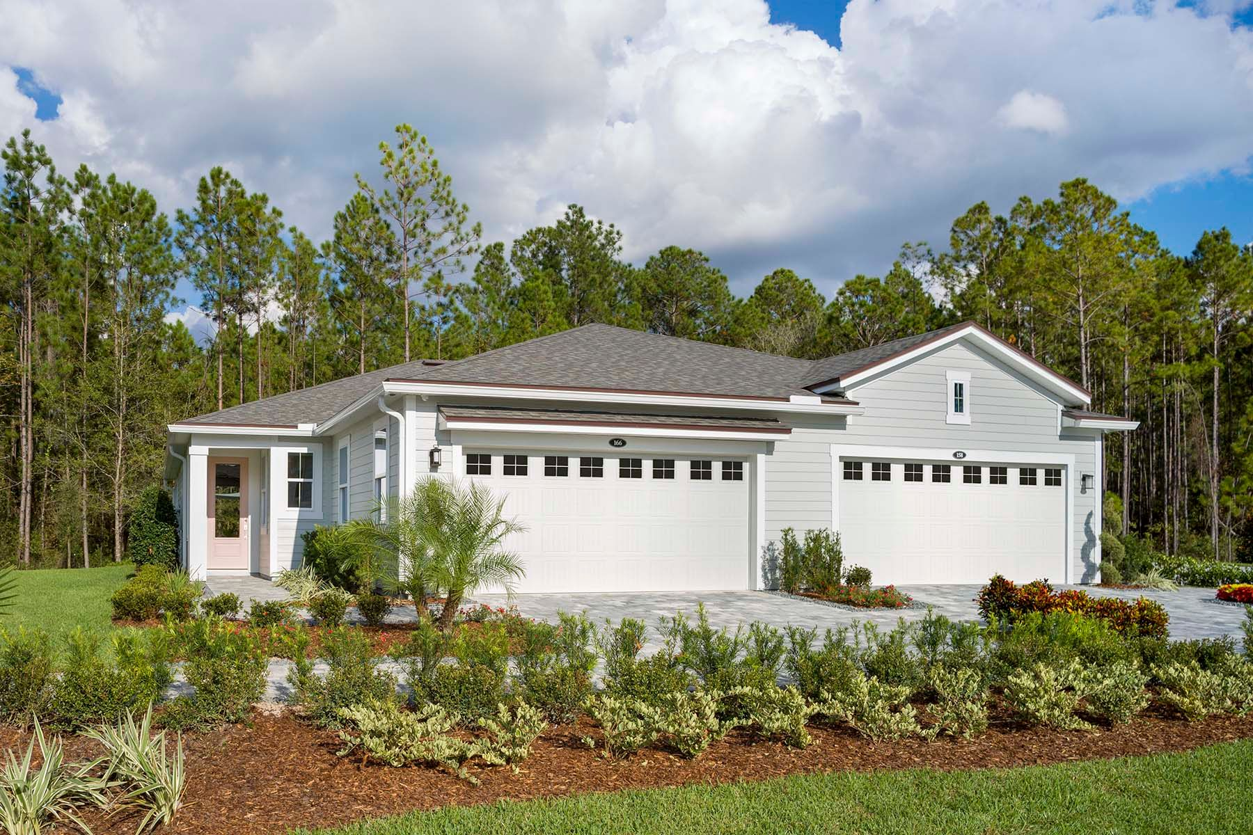 Exterior featured in the Ocean By Mattamy Homes in Jacksonville-St. Augustine, FL