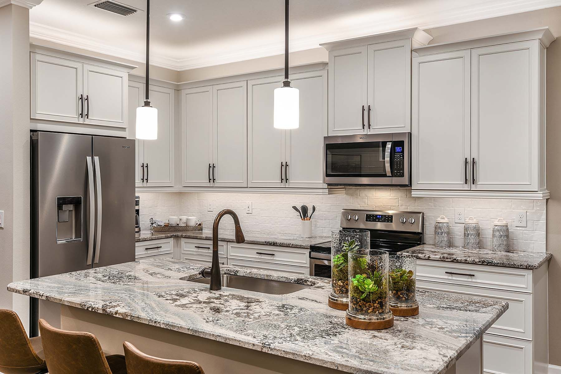 Kitchen featured in the Largo By Mattamy Homes in Fort Myers, FL