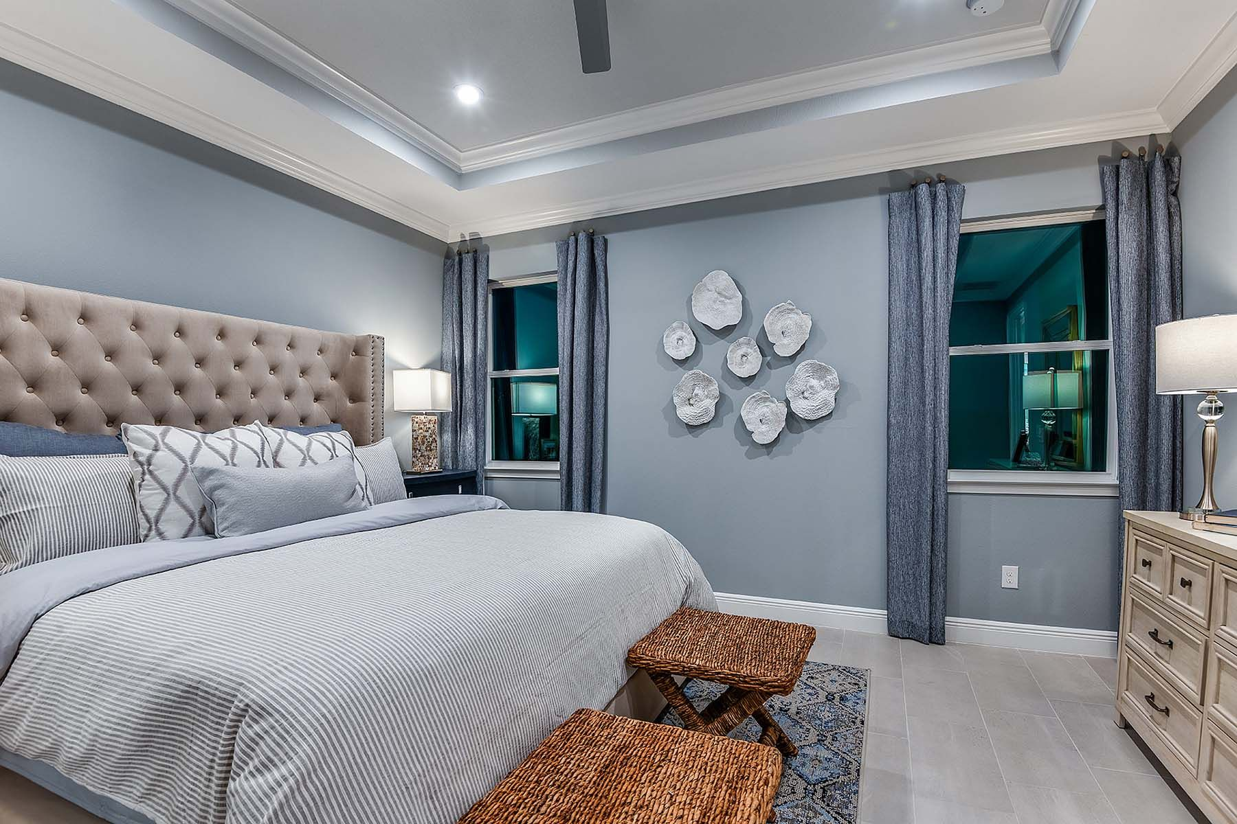 Bedroom featured in the Oceana By Mattamy Homes in Fort Myers, FL