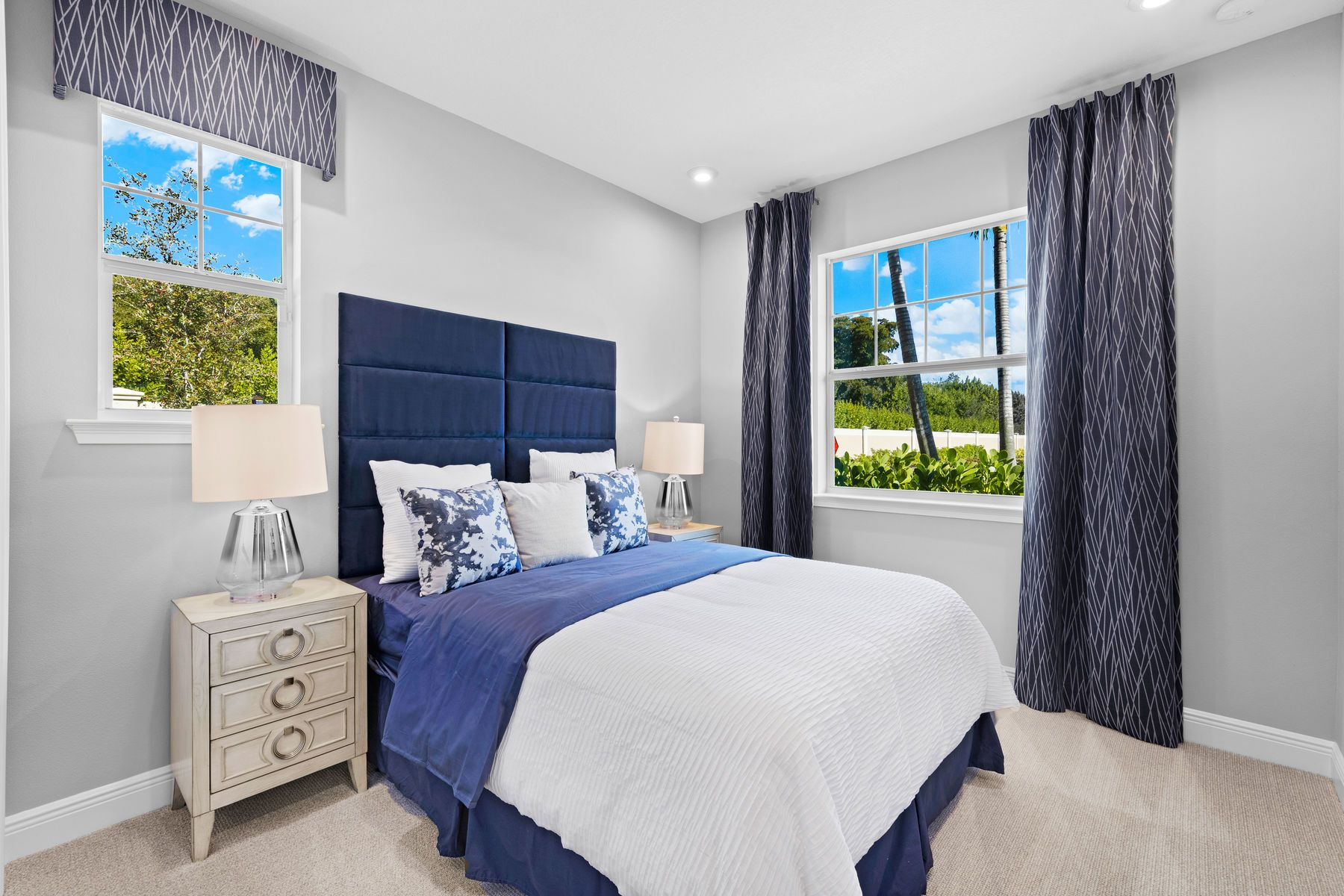 Bedroom featured in the Captiva II By Mattamy Homes in Naples, FL