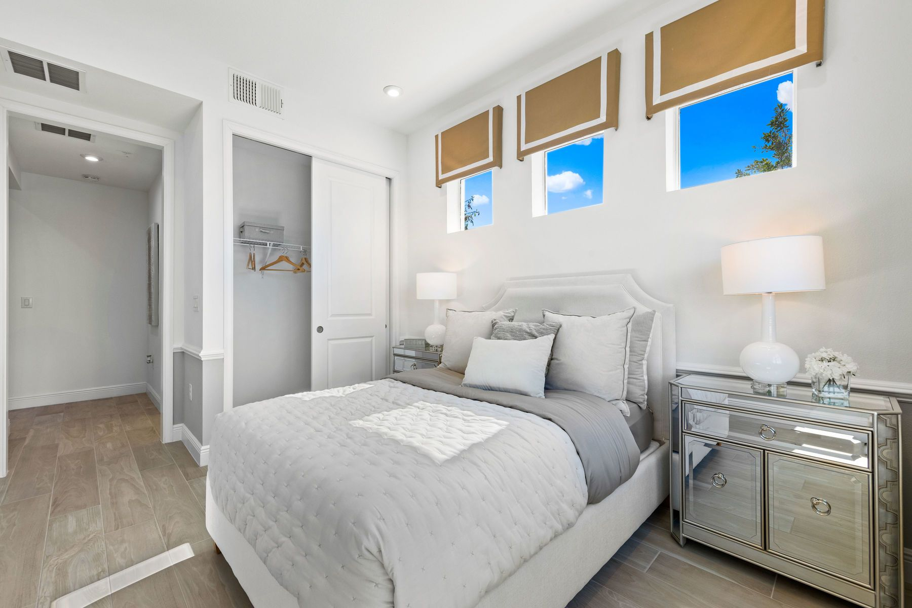 Bedroom featured in the Carmel By Mattamy Homes in Naples, FL